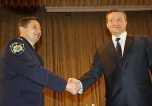 Назначен новый начальник управления МВД в Донецкой области