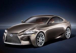 Lexus обещает выпустить конкурента BMW M3