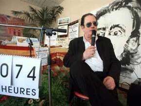Француз разговаривал 124 часа без остановки