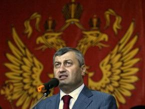 Южная Осетия хочет отправить Саакашвили под международный трибунал