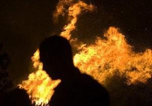 В Мехико из-за пожара уничтожена часть одного из самых крупных рынков Латинской Америки