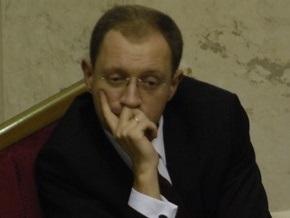 Регионалы не против вернуть на пост министра иностранных дел Яценюка