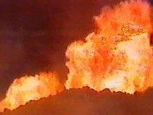 На российском газопроводе произошел взрыв