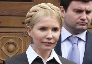 Допрос Тимошенко в ГПУ длится более четырех часов