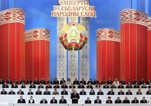 Лукашенко: Беларусь остается сборочным цехом России