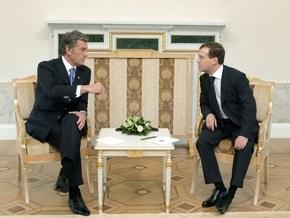 Ющенко считает, что послание Медведева повысило его рейтинг