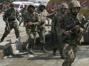 В Пакистане завершили операцию против боевиков, захвативших тренировочный центр