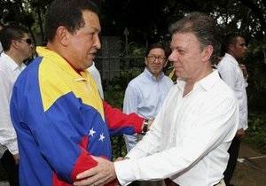 Колумбия и Венесуэла помирились: дипломатические отношения будут восстановлены
