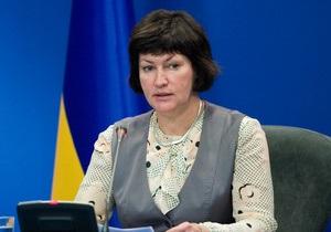 Янукович глубоко озабочен Налоговым кодексом - Акимова