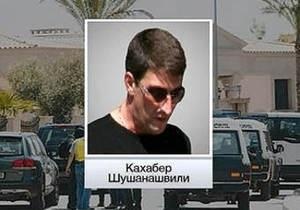 В Испании задержан главарь  грузинской мафии