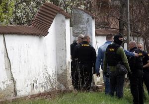 Житель венгерской деревни зарубил мечом четверых