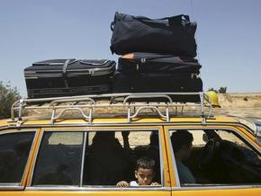 Египет позволит палестинцам пересекать границу еще два дня