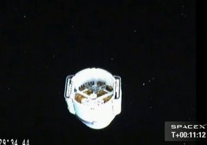 NASA - Dragon - МКС - погода - Возвращение Dragon на Землю отложили на сутки из-за погоды