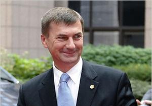 Эстонский премьер надеется на рост экономики страны