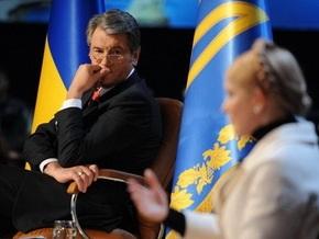 Ющенко заявил, что не уважает мнение Тимошенко