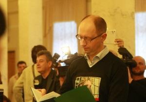 Батьківщина, УДАР и Свобода намерены создать совет оппозиции