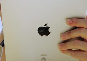 Apple выплатила китайской компании $60 млн за торговую марку iPad
