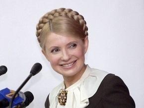 Тимошенко встретилась с Олегом Скрипкой