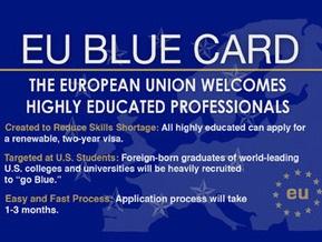 Ъ: Евросоюз ввел свои трудовые карты