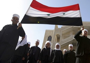 Первая группа наблюдателей ООН прибудет в Сирию 15 апреля