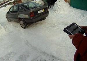 Новости России - В тульском гараже собрали  тачку Джеймса Бонда