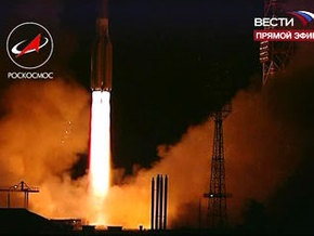 Российская ракета-носитель с китайским спутником стартовала с Байконура