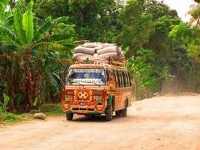 В аварии автобуса на Гаити погибли 11 человек