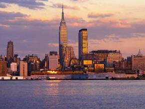 Ученые: Нью-Йорк может уйти под воду в течение столетия