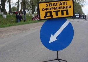 В Винницкой области пьяный 18-летний водитель сбил женщину с младенцем