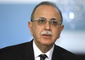 Переходной совет Ливии уволил правительство