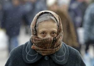 Фотогалерея: Мороз крепчал. Декабрьские холода в Украине
