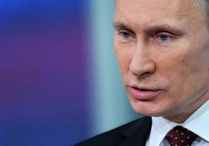 Reuters: Путин взорвал интернет оскорблением протестующих