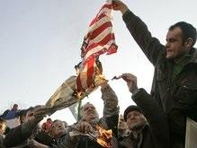 Сербы атаковали посольство США в Белграде