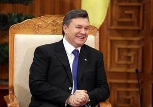 Янукович: Я очень часто читал лекции студентам и очень редко пользовался бумагами