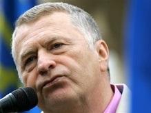 Жириновский: Американцы планируют сменить президента Грузии