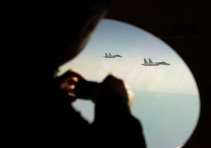 На Аляске начались первые совместные учения ВВС США и России