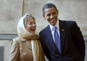 Хиллари Клинтон покинула пост госсекретаря США