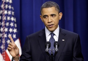 Обама: Не Америка вывела людей на улицы Туниса и Каира