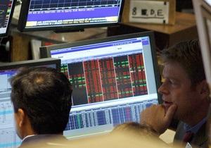 Украинские биржи открылись падением на фоне внешнего негатива