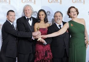 Фотогалерея: Победители Золотого глобуса-2010