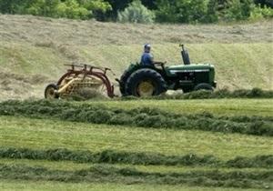 В России фермер заминировал свой огород