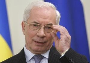 Новости России - Торговые войны - Запрет Roshen - Российская таможня - Азаров: Никаких торговых войн между Украиной и Россией не будет