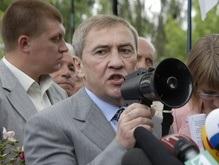 Черновецкий остановил строительство высотки на Печерске