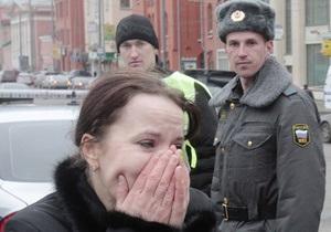 В Москве опознали 22 человека, погибших при взрывах в метрополитене