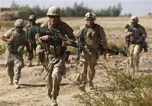 Россия отказалась принимать участие в военных операциях в Афганистане