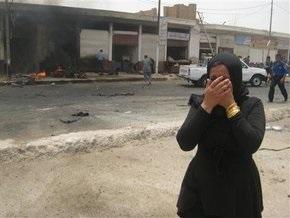Крупный теракт в Багдаде: около 30 погибших