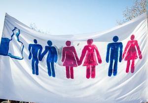 В Париже начались массовые протесты против гей-браков