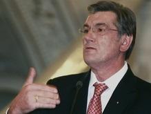 Ющенко встретился с дипломатами: Голодомор, Россия, евроинтеграция