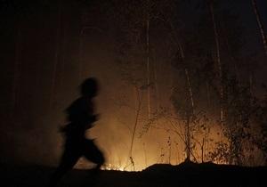 Пожар на складах с боеприпасами на Дальнем Востоке РФ потушен