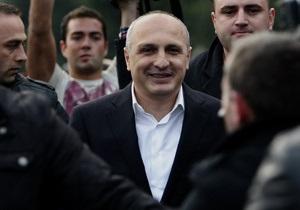 По ходатайству прокуратуры Грузии экс-премьер Мерабишвили лишен свободы на два месяца